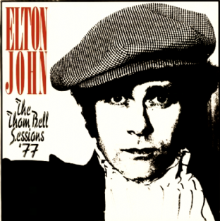 "Elton John - The Thom Bell Sessions '77 EP (12"") (G+/F+)"